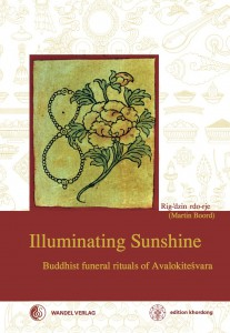 Illuminating Sunshine by Martin Boord Front Cover