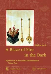 A Blaze of Fire cover draft